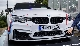 РЕШЕТКА РАДИАТОРА M Performance (левая,черная) BMW