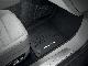 КОВРИКИ САЛОНА (резиновые,черные) PORSCHE