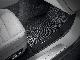 КОВРИКИ САЛОНА (Карбоновые коврики с кожаной окантовкой) PORSCHE