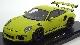 Модель автомобиля Porsche 911 GT3 RS, Light Green, Scale 1:18 PORSCHE