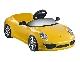 Детский электромобиль Porsche 911 Carrera, yellow PORSCHE