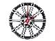 Настенные часы Porsche Porsche 911 Turbo wheel rim clock PORSCHE