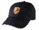 Бейсболка Porsche Crest cap black PORSCHE