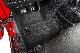 КОВРИКИ САЛОНА ПЕРЕДНИЕ (черные,бежевые) WEATHERTECH