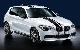 АКЦЕНТНАЯ ПОЛОСА M Perfomance (белая) BMW