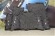 КОВРИКИ САЛОНА (черные,резиновые,c 4х зонным климат-контроля) PORSCHE