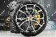 КОМПЛЕКТ ЛЕТНИХ КОЛЕС В СБОРЕ R21 Cayenne Exclusive Design Pirelli P Zero summer tyres 285/40 R21 + 315/35 R21, with TPMS, Jet Black metallic PORSCHE