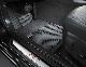 КОВРИКИ САЛОНА ПЕРЕДНИЕ (резиновые,черные,рестайлинг)  51472409275 BMW