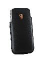 Чехол для iPhone 6 (малый), кожа, цвет черный PORSCHE