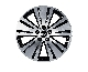 ДИСК КОЛЕСНЫЙ R18 (под датчик давления воздуха) KIA