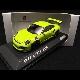 Модель автомобиля Porsche 911 GT3 RS, Light Green, Scale 1:43 PORSCHE