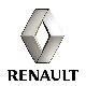 Накладка крышки багажника Рено Каптур RENAULT